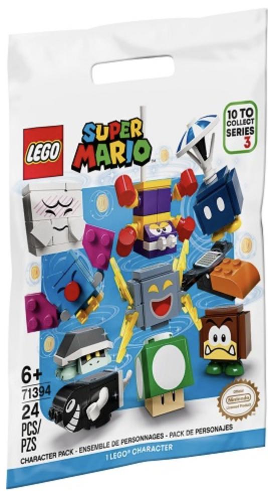 Boxart van Super Mario Personage Pakketten (Super Mario Avonturen) (71394) (SuperMario), Super Mario Avonturen