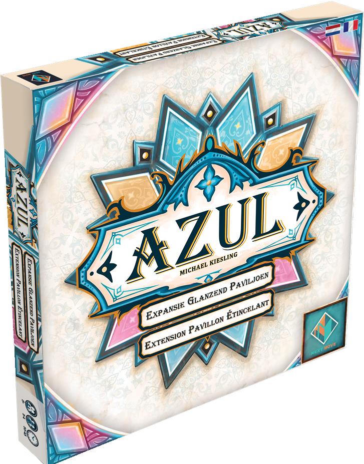 Azul: Zomerpaviljoen Uitbreiding: Glanzend Paviljoen (Bordspellen), Next Move Games