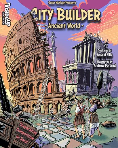 City Builder: Ancient World (Bordspellen), Inside Up Games