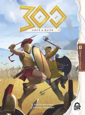 300: Earth & Water (Bordspellen), Nuts! Publishing
