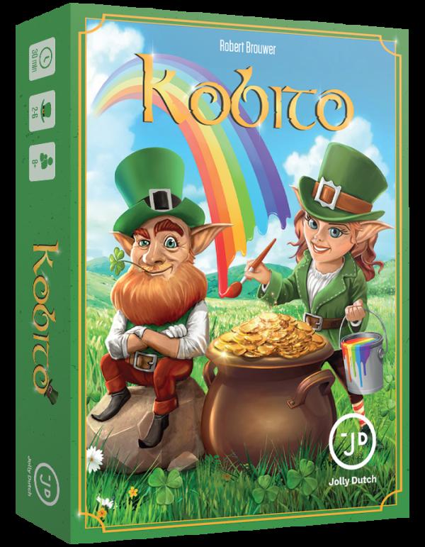 Kobito (Bordspellen), Jolly Dutch