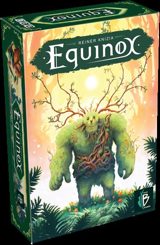 Equinox - Groen (Bordspellen), Plan B Games